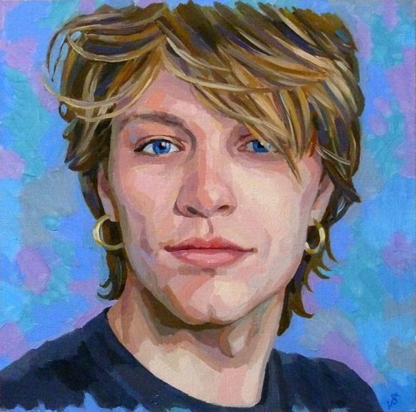 Jon Bon Jovi par Vasilina